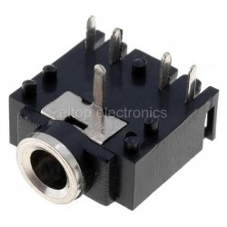 3.5mm Stereo Socket