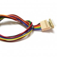 8 Pin Polarized Header Cable - female