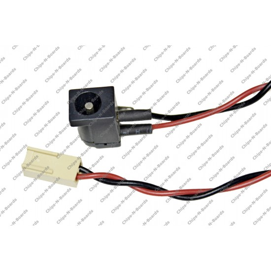 DC Socket to 2 Pin Polarized Header Connector Cable