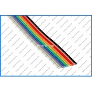 Flat Ribbon Cable Rainbow Wire-10 Core