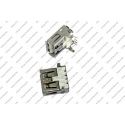 USB Standard-A Plug Receptacle Connector