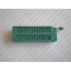 40 Pin ZIF Socket Base