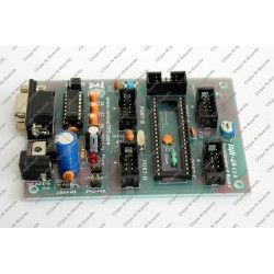 Atmel AVR -40 pin base board (microcontroller not included)