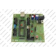Microchip PIC 40 Pin DIP IC Development Board For 18f4550 Alike