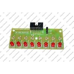 8x LED Array Module - Common Anode