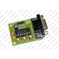 RS232 To TTL Converter Board