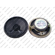 Moving Coil Speaker (Dia 1.5 Inch)