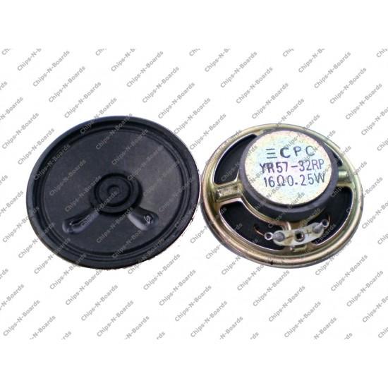 Moving Coil Speaker (Dia 1.5 Inch)