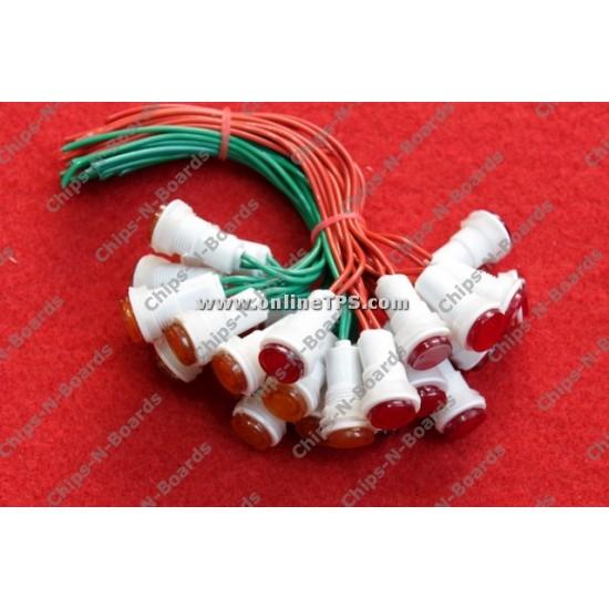 220V Indicator Pilot Lamp / Light