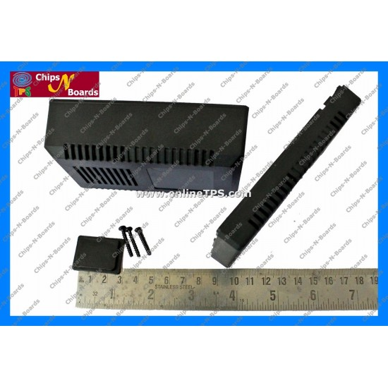 Plastic Enclosure 110x60x45 mm (with 3 pin power cable hole)