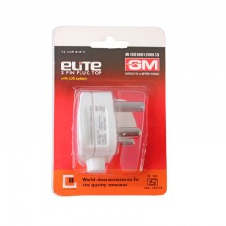 GM 3004  16 AMP. ELITE 3 PIN TOP