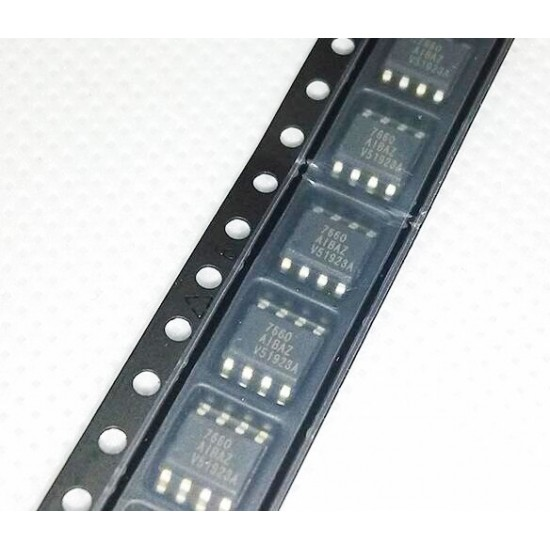ICL7660 SMD - Switched Capacitor Voltage Converter