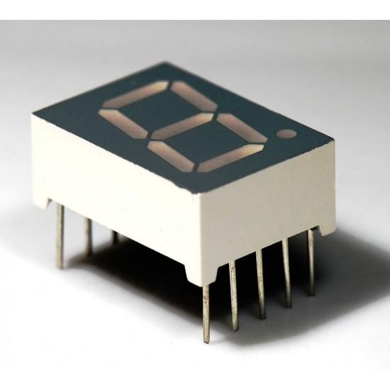 Seven Segment LED Display - Common Cathode