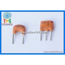 Ceramic Filters Pair 10.7 MHz,superhets