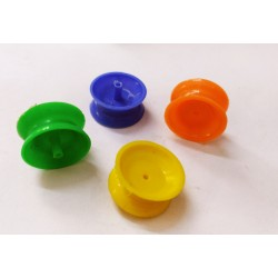 Plastic Body Belt Pulley For Toy Car Airplane Project