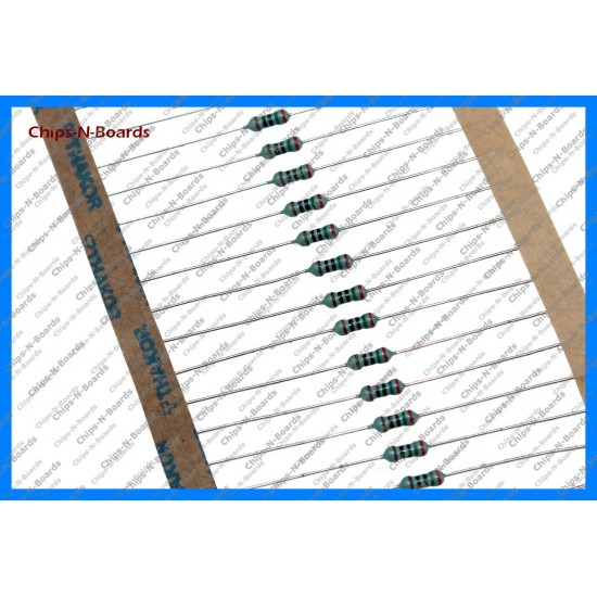 Inductor Axial lead Type - pack of 5pcs