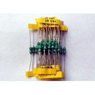 Mixed Inductor Pack of - 60 pcs - 5 Pcs Each of - 1uh  1Mh  10uh  33uh  39uh  47uh  82uh  100uh  2.7uh  3.3uh  4.7uh  6.8uh