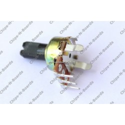 Potentiometer PCB Mount Rotary Variable Resistance