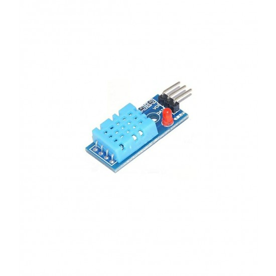 DHT11 Digital Temperature and Relative Humidity Sensor with Connecting Wire