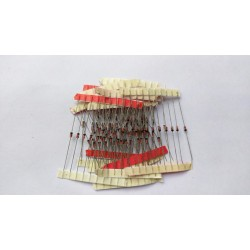 Mixed Zener Diode Pack of 100 pcs - 10pcs Each of - 10v  12v  27v  3.3v  4.7v  5.1v  5.6v  6.8v  7.5v  8.2v