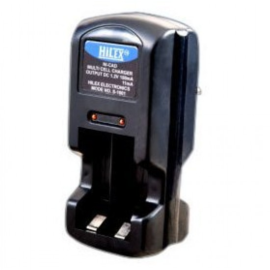 Battery Charger for AA NiCd/Ni-MH Cell