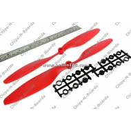 Electric Flight Propeller 10x4.5 - CW/CCW Pair for Quadcopter
