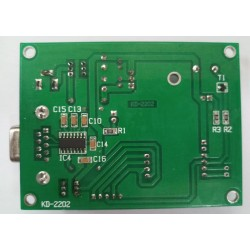 RFID Reader Board -EM-18 with Serial-RS232 out