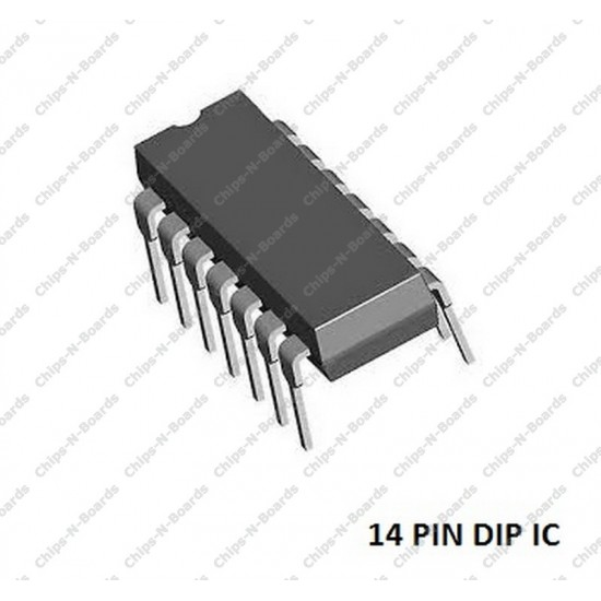 LM339 - Low Power Low Offset Voltage Quad Comparator