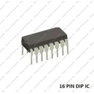 L293D - H-Bridge Motor Driver IC