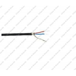 2 Core Shielded Cable Wire/Meter