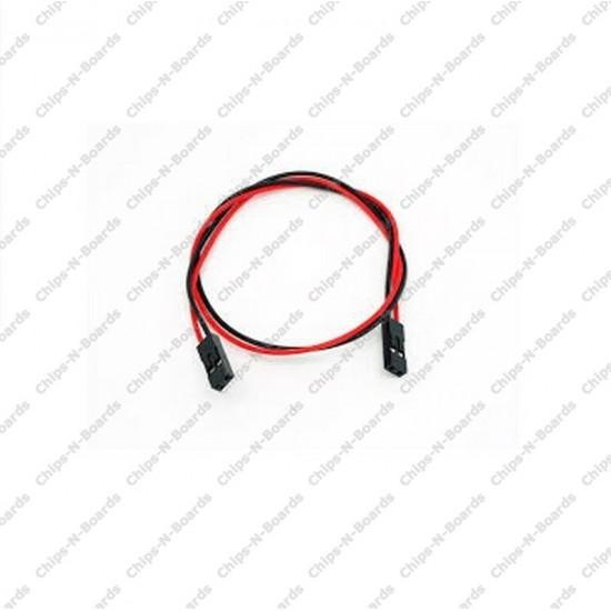 2 Pin Dual Header Cable