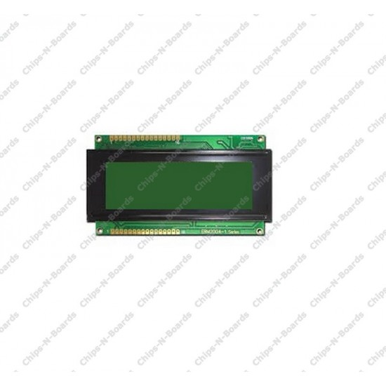 LCD Display Module 20x4 Character 204A