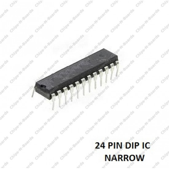 74HC154 - 4-Line to 16-Line Decoder/DeMultiplexer -Narrow DIP