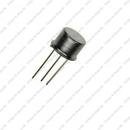 Transistor 2N3637 PNP TO-39 Metal Package