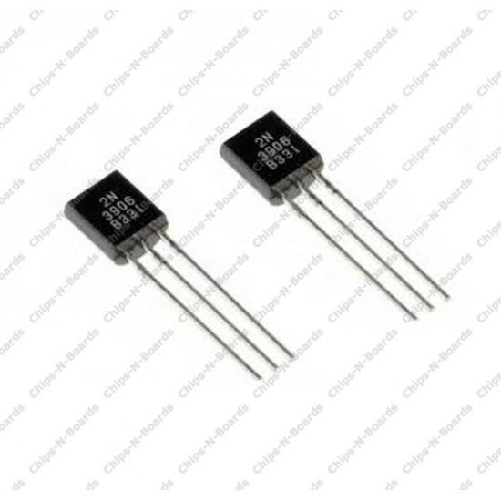 Transistor 2N3906 PNP TO-92 Plastic Package