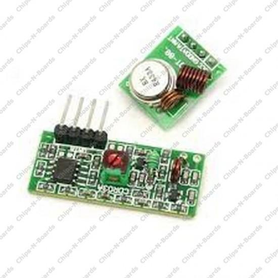 Transmitter Receiver 315 Mhz RxTx Module