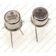 Transistor 2N3553 NPN TO-39 Metal Package