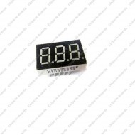 3X7 Segment Display - Common Anode
