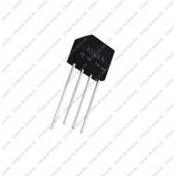 Bridge Rectifier 4 Amp (KBL04)