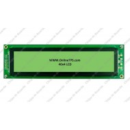 LCD Display Module 40x4 Character 404A