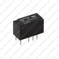 Relay 5 Volt PCB Mount DPDT - 1 Amp
