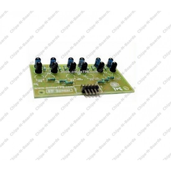 6-IR-LED-Photodiode-Digital-Sensors-Array-for-Line-follower-Robot