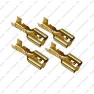 Battery Clip (Spade Terminals) Female
