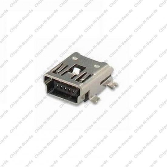 Mini-B USB Connector - PCB Mount