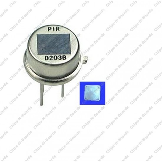 PIR Motion Sensor Detector with Lens