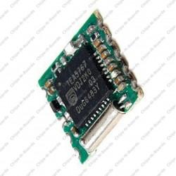 TEA5767 Low-power FM Stereo Radio Module (Philips)