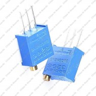 Potentiometer Trimpot -Variable Resistance- 3296 Package