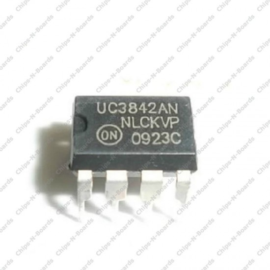 UC3842AN Current Mode PWM Controllers 8 Pin DIP Package