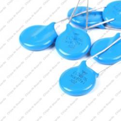 Varistors VDR 10D470K