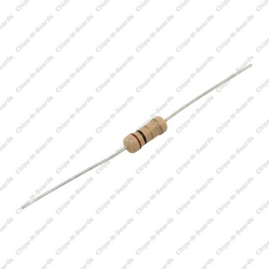 Resistance 1/4 Watt Tolerance 5% Pack of 10 Pcs
